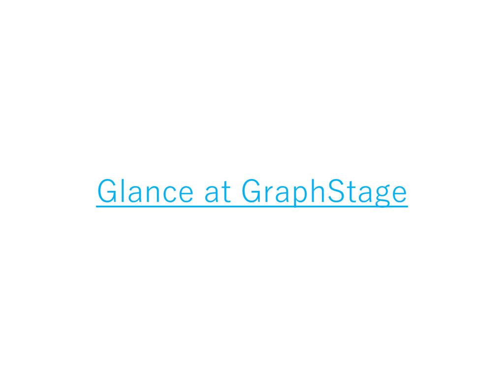 Glance at GraphStage