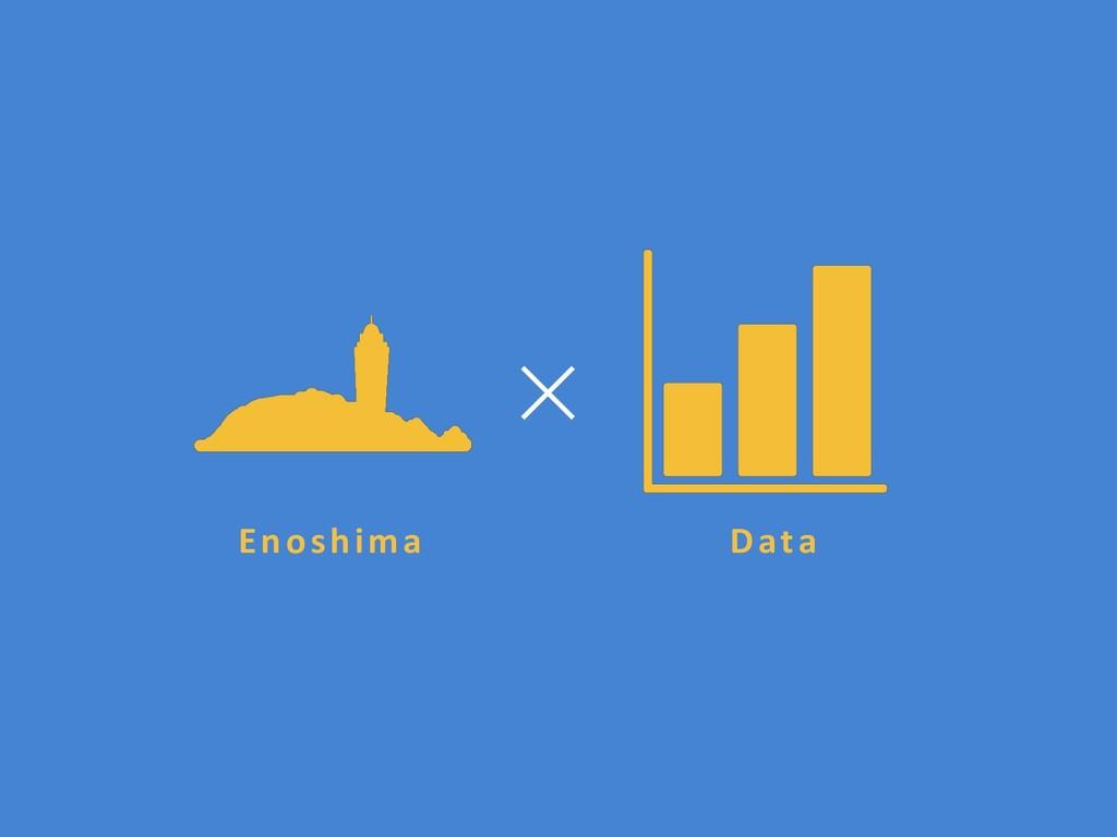 ✕ Data Enoshima
