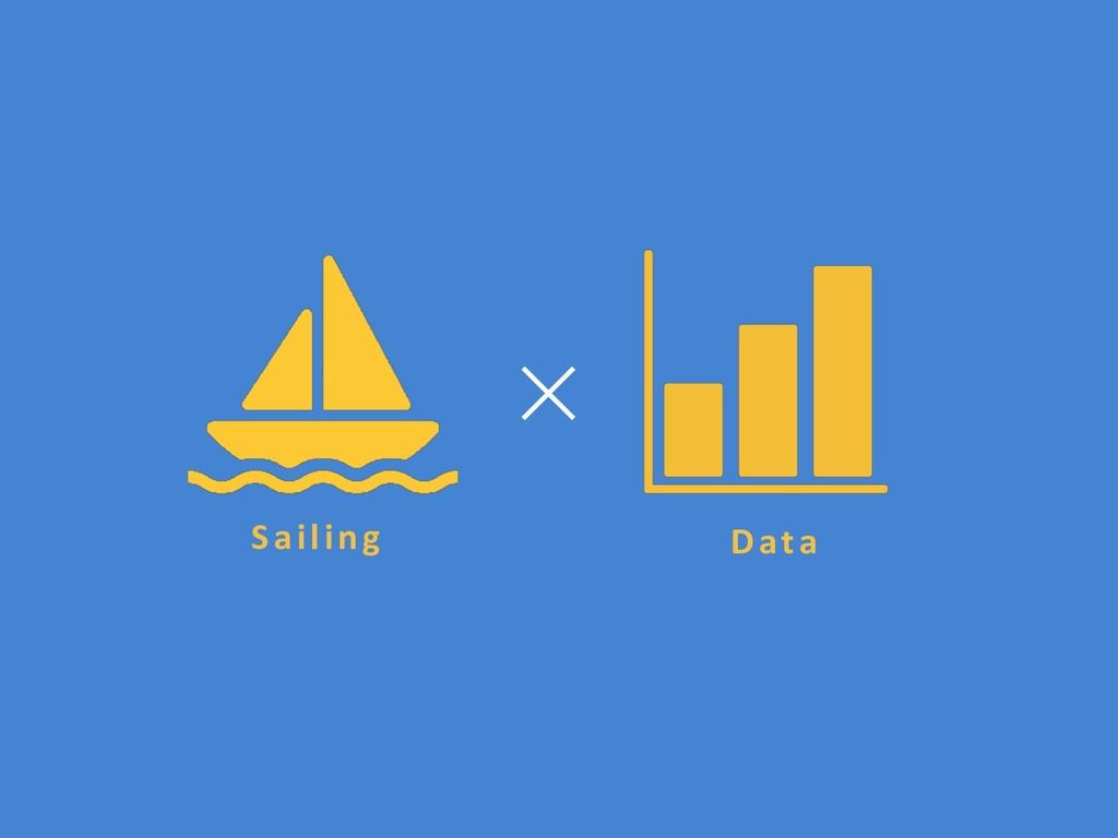 ✕ Sailing Data