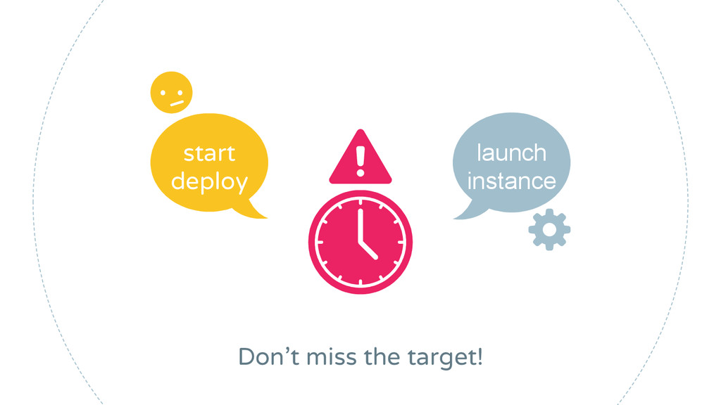 start deploy launch instance Don't miss the tar...