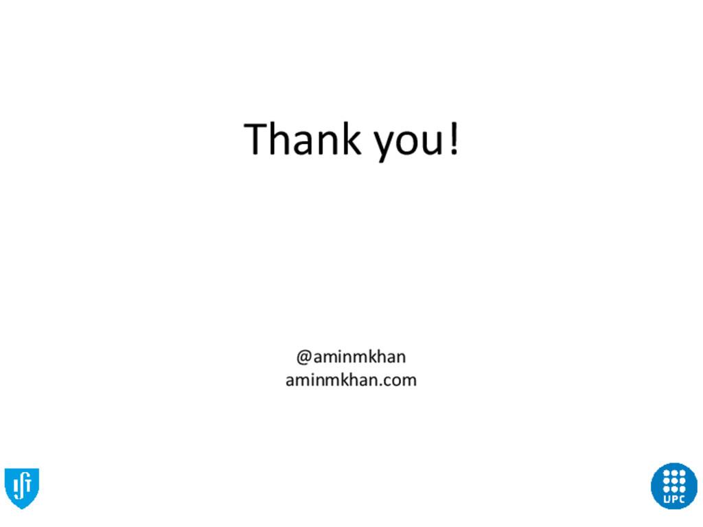Thank you! @aminmkhan aminmkhan.com