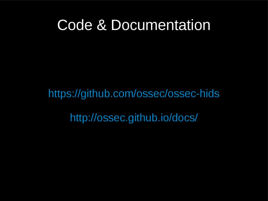https://github.com/ossec/ossec-hids http://osse...