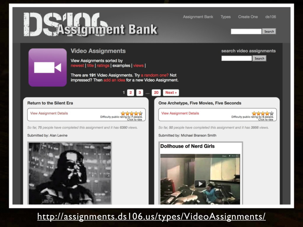 http://assignments.ds106.us/types/VideoAssignme...