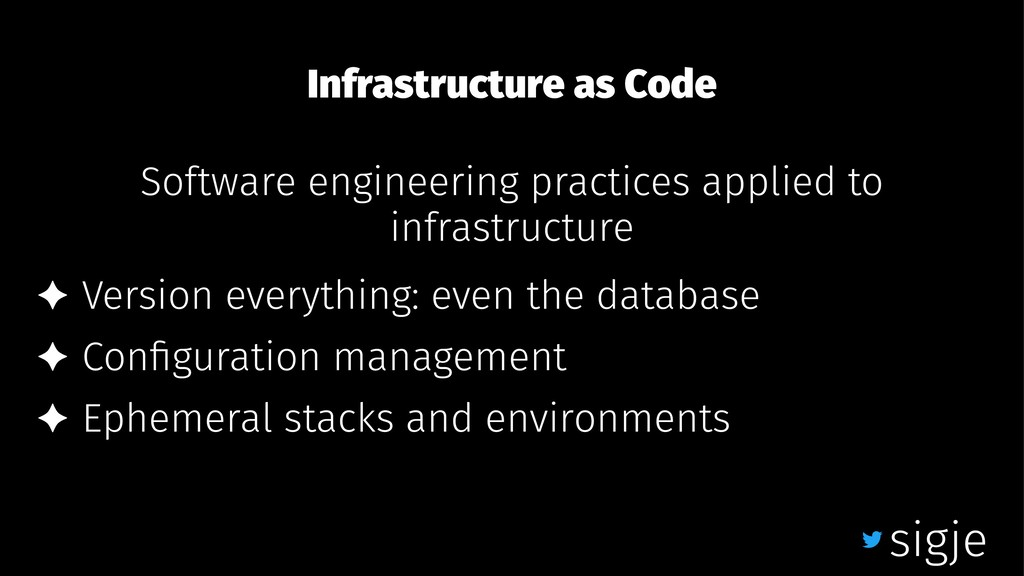 Infrastructure as Code Software engineering pra...