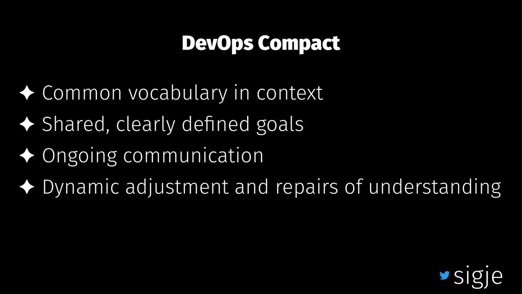DevOps Compact ✦ Common vocabulary in context ✦...