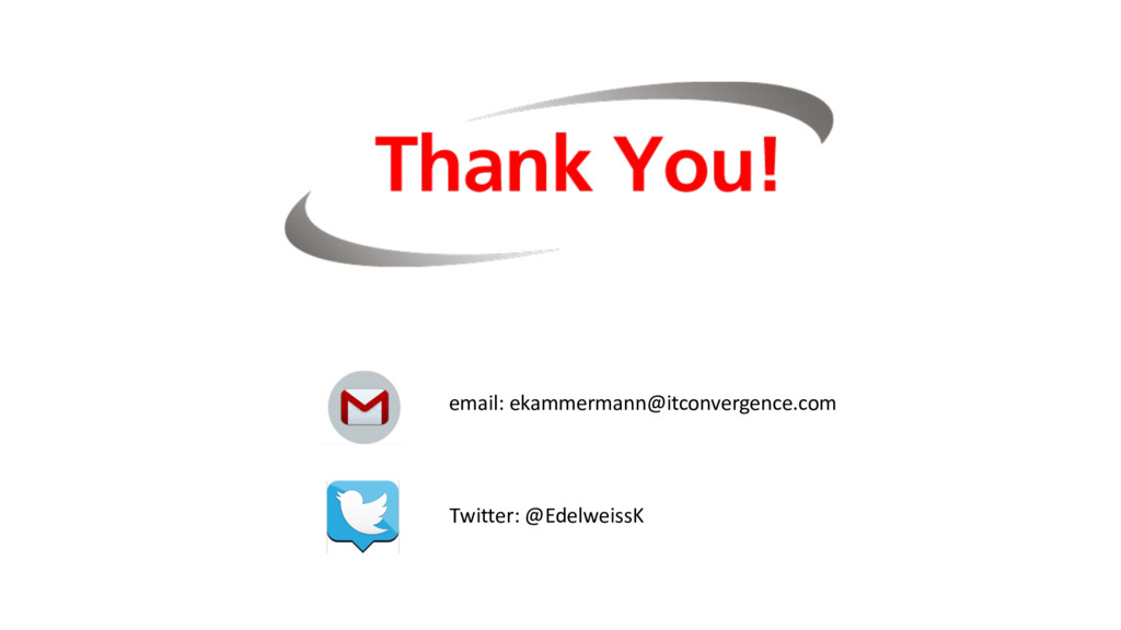email: ekammermann@itconvergence.com Twitter: @...