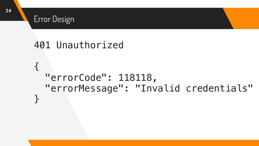 "401 Unauthorized { ""errorCode"": 118118, ""errorM..."