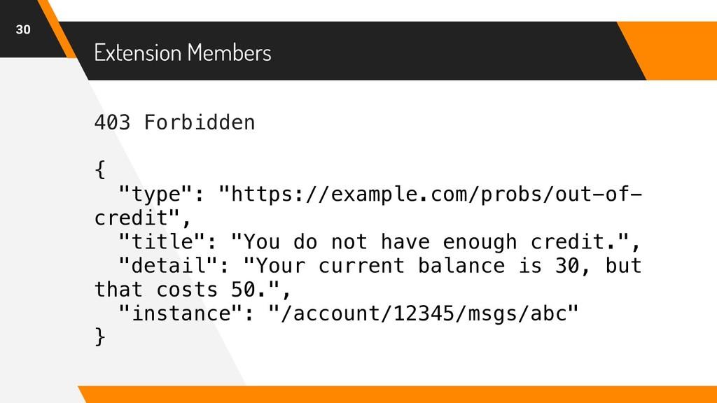 """403 Forbidden { """"type"""": """"https://example.com/pr..."""