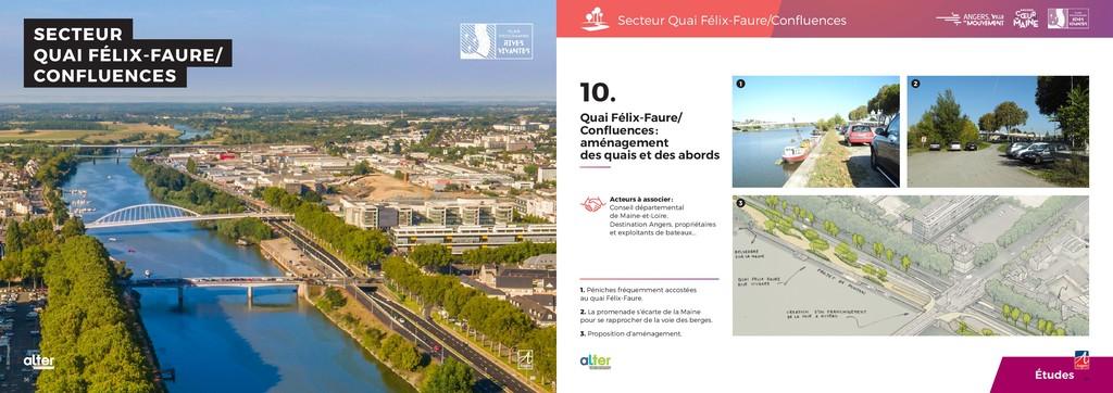 36 Études 37 SECTEUR QUAI FÉLIX-FAURE/ CONFLUEN...