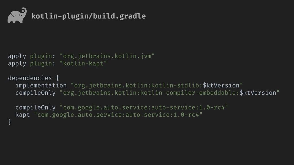 """kotlin-plugin/build.gradle apply plugin: """"org.j..."""