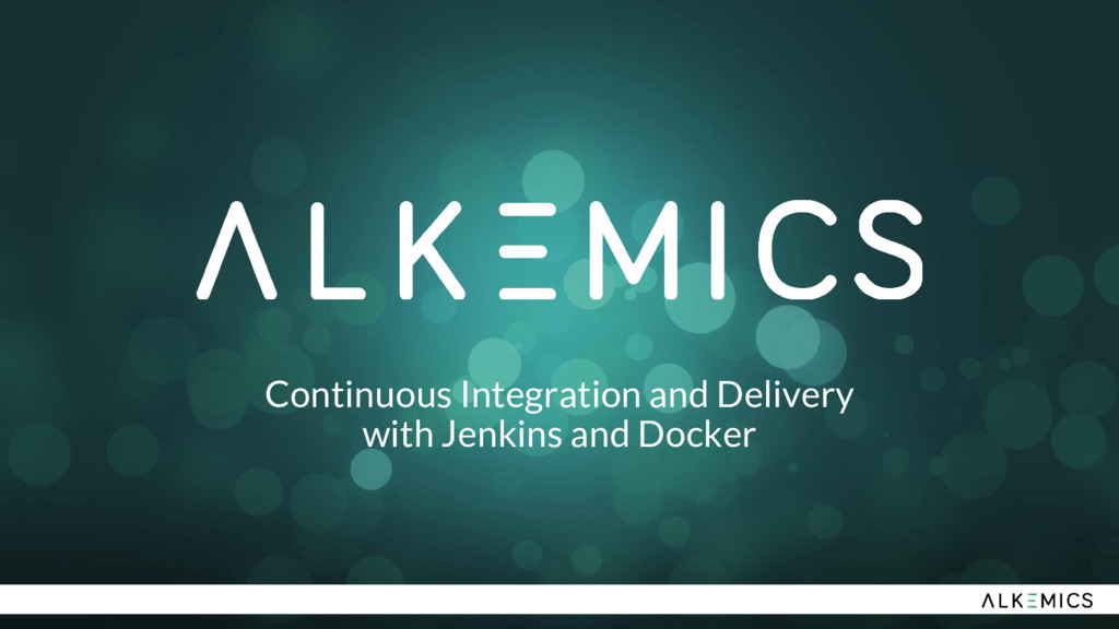 Continuous Integration and Delivery with Jenkin...
