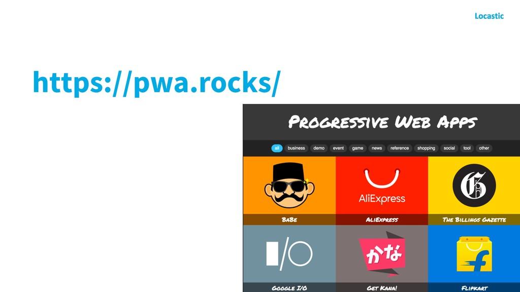https://pwa.rocks/