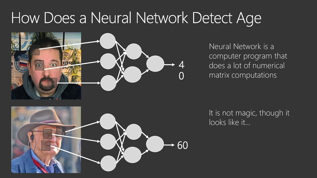 Neural Network is a computer program that does ...
