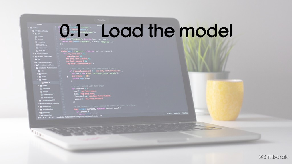 0.1. Load the model @BrittBarak
