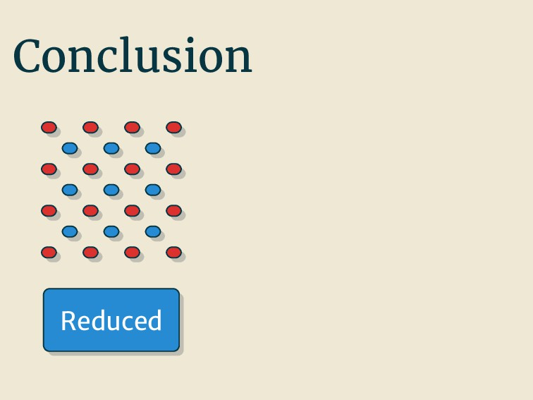 Conclusion Reduced