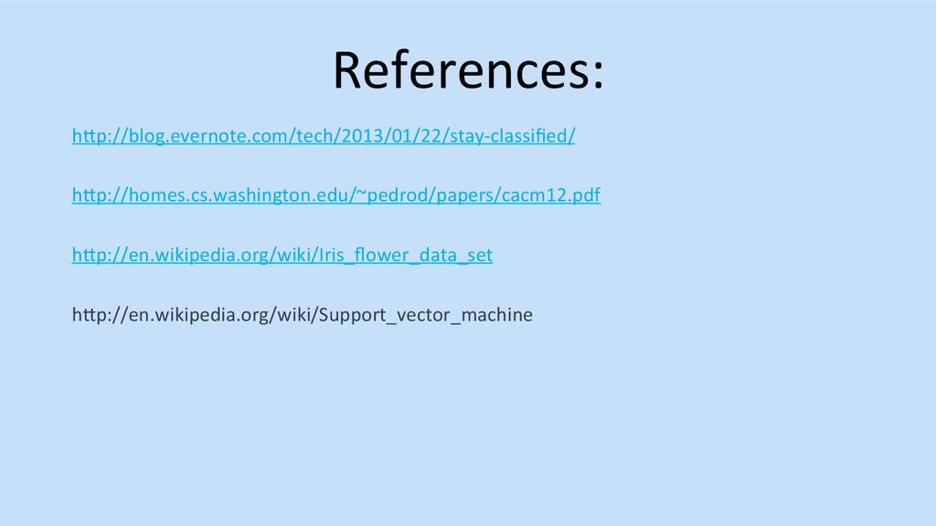 References:  hWp://blog.evernote.com/tech/20...