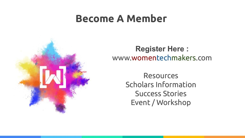 Become A Member Register Here : www.womentechma...