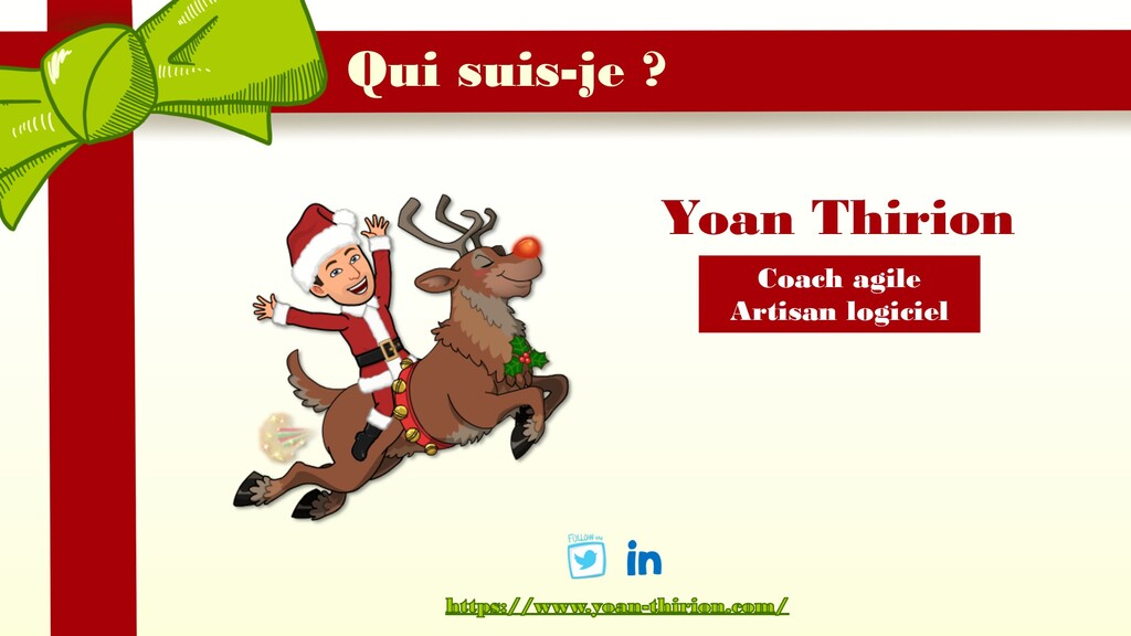 Yoan Thirion Coach agile Artisan logiciel Qui s...