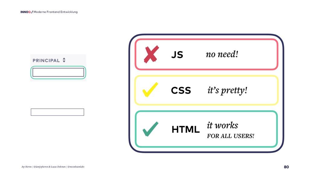 80 Moderne Frontend Entwicklung CSS it's pretty...