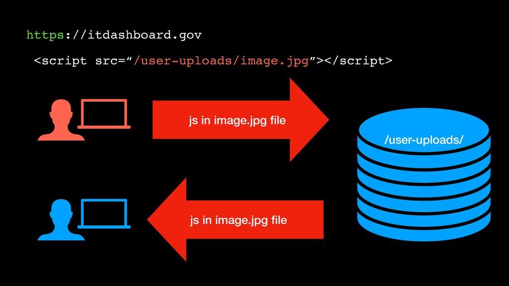 """https://itdashboard.gov <script src=""""/user-uplo..."""