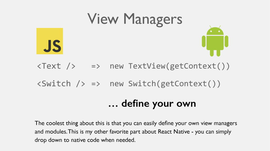View Managers <Text	