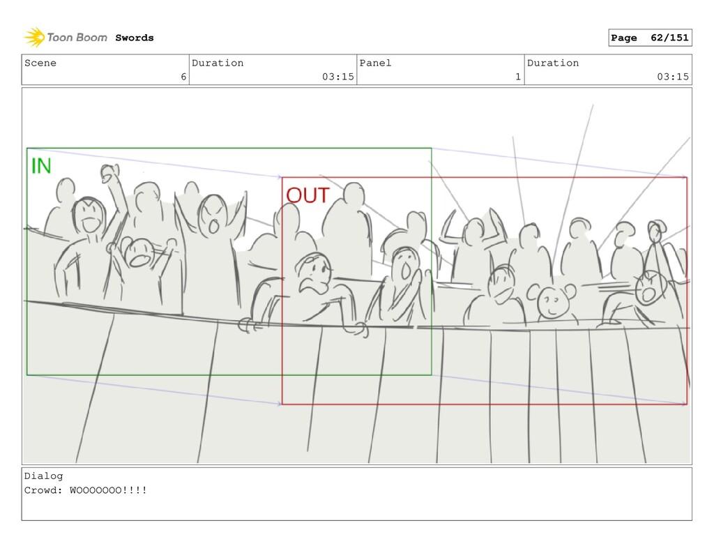 Scene 6 Duration 03:15 Panel 1 Duration 03:15 D...