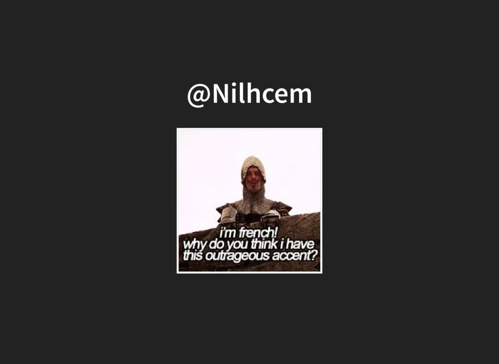 @Nilhcem
