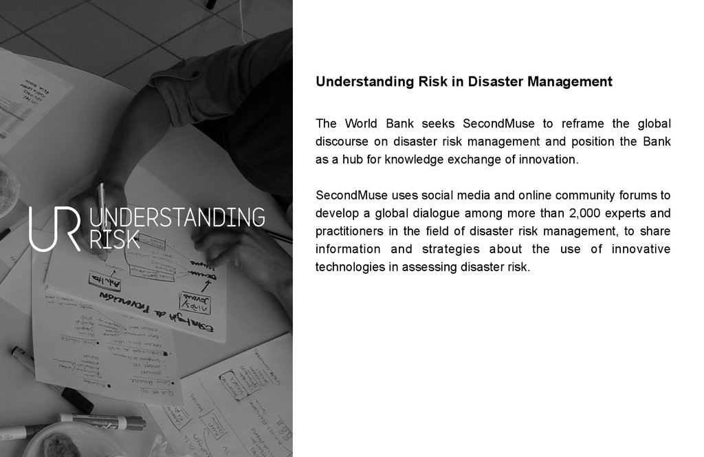 Understanding Risk in Disaster Management The W...