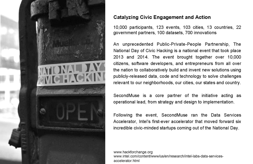 Catalyzing Civic Engagement and Action 10,000 p...