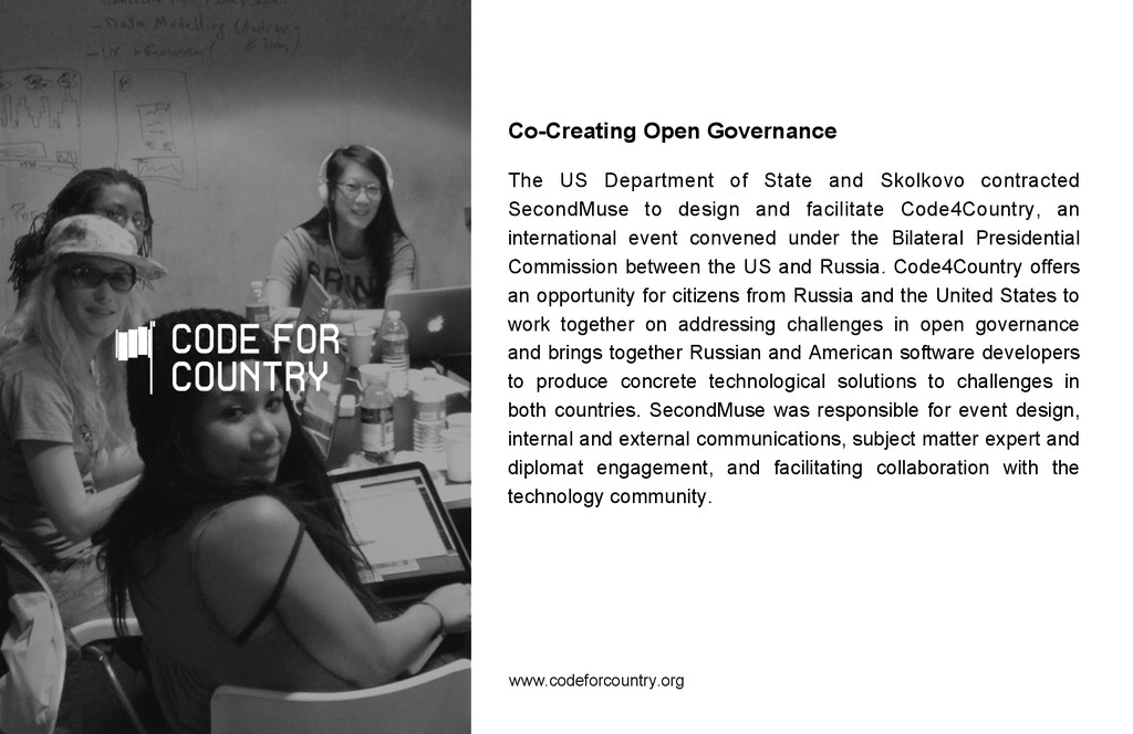 Co-Creating Open Governance The US Department o...