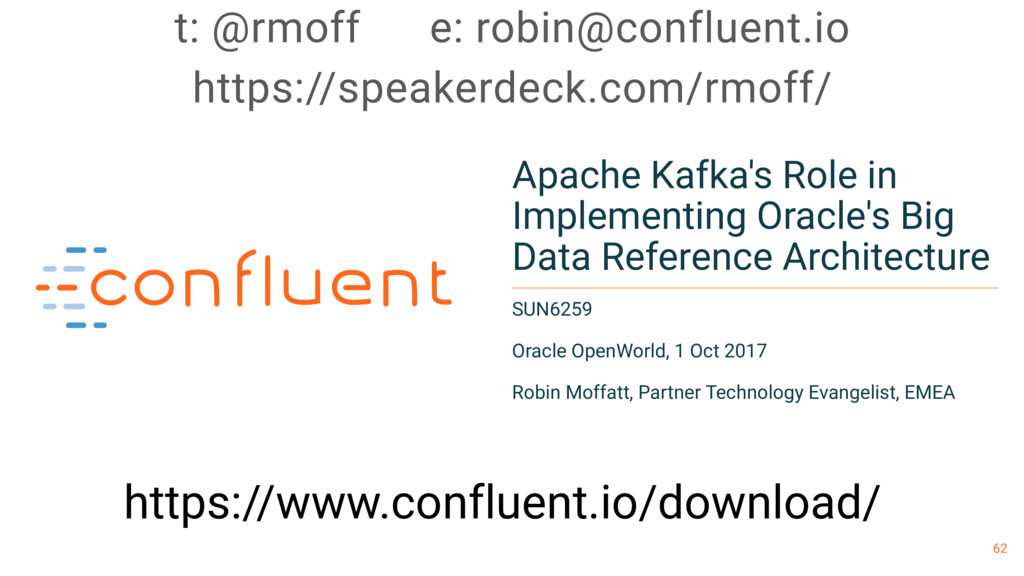 62 Apache Kafka's Role in Implementing Oracle's...