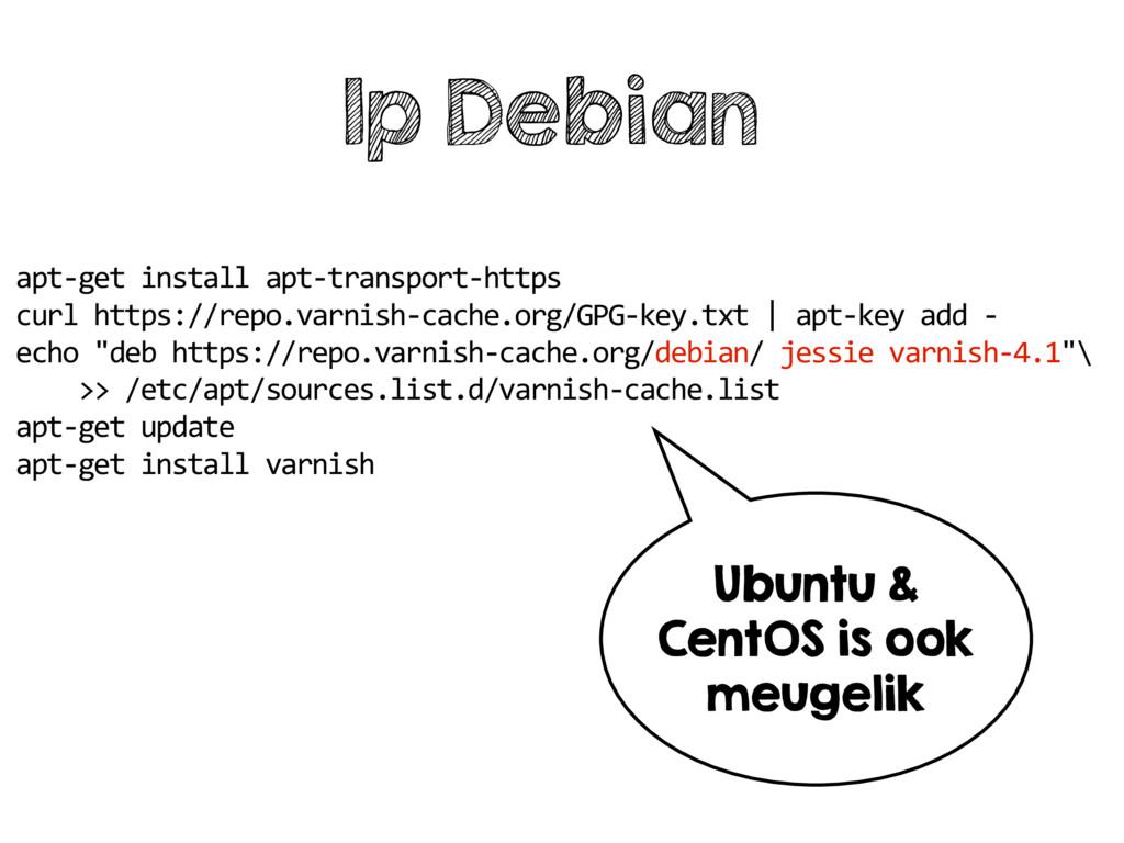 apt-get install apt-transport-https curl https:...