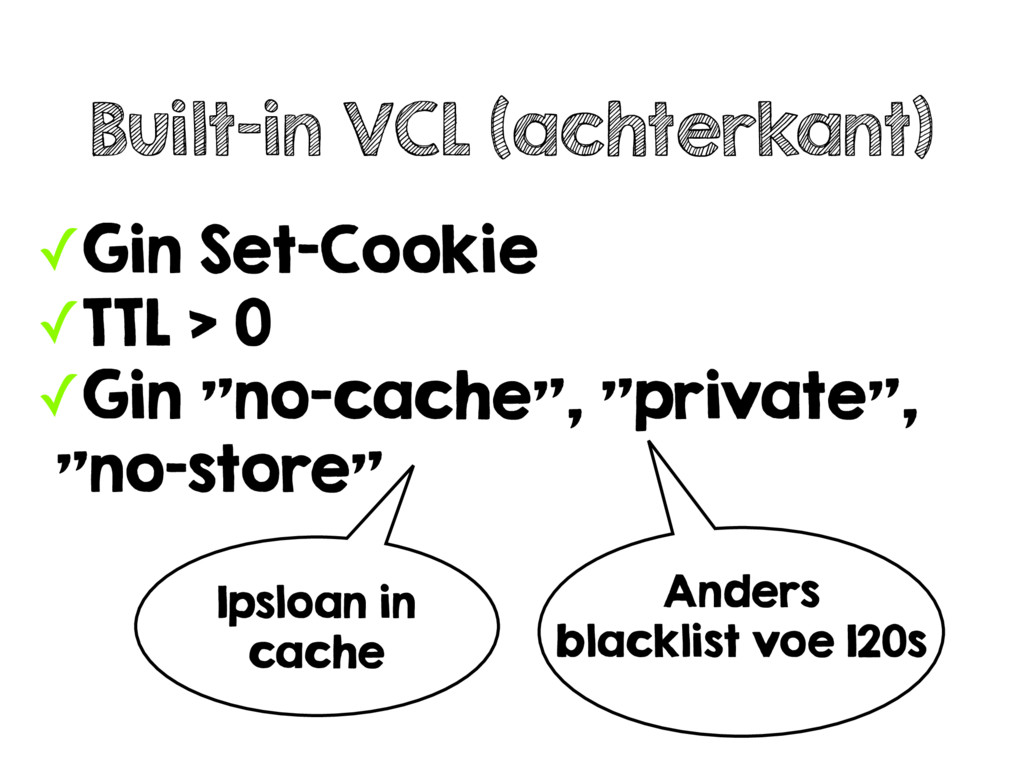 "✓Gin Set-Cookie ✓TTL > 0 ✓Gin ""no-cache"", ""priv..."