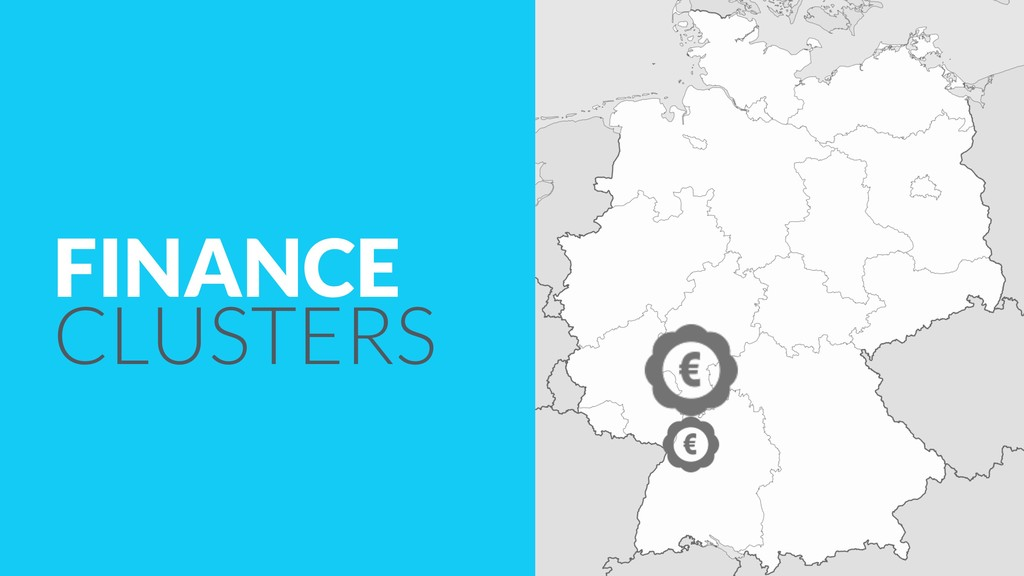 FINANCE CLUSTERS
