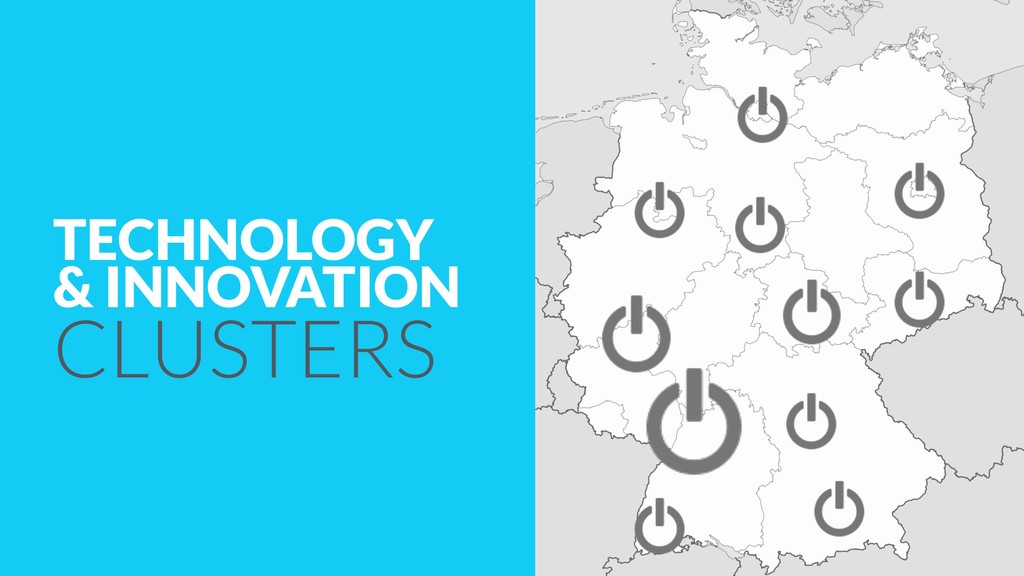 TECHNOLOGY & INNOVATION CLUSTERS