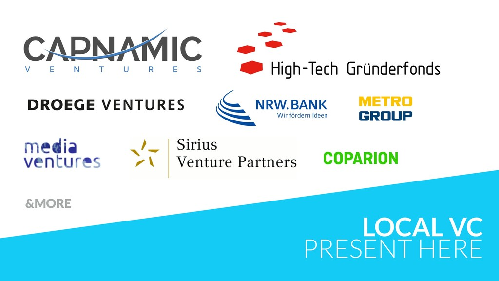 LOCAL VC PRESENT HERE &MORE
