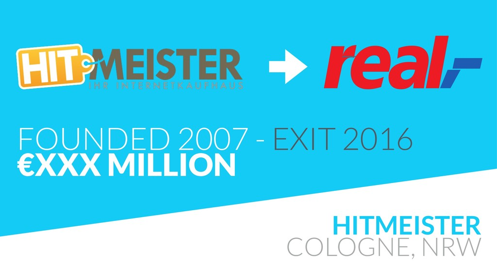HITMEISTER COLOGNE, NRW FOUNDED 2007 - EXIT 201...