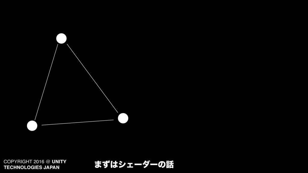 COPYRIGHT 2016 @ UNITY TECHNOLOGIES JAPAN ·ͣγΣ...