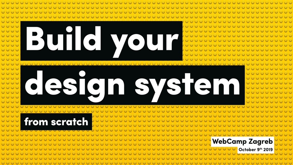 @ive77i Build your design system from scratch @...