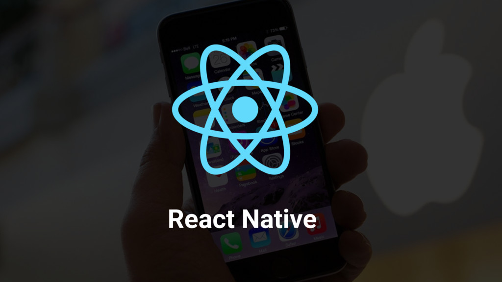 @operatino React Native