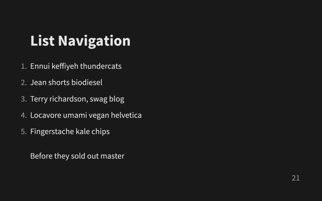 List Navigation 1. Ennui ke ffiyeh thundercats 2...