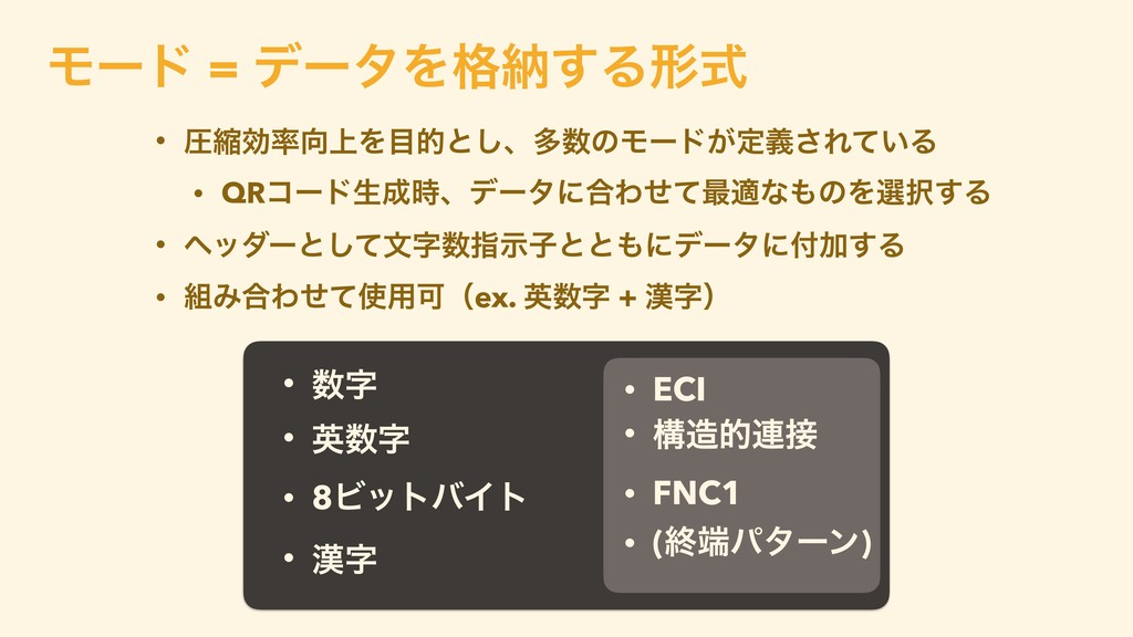 •  • ӳ • 8ϏοτόΠτ •  • ECI • ߏత࿈ • FNC1 ...