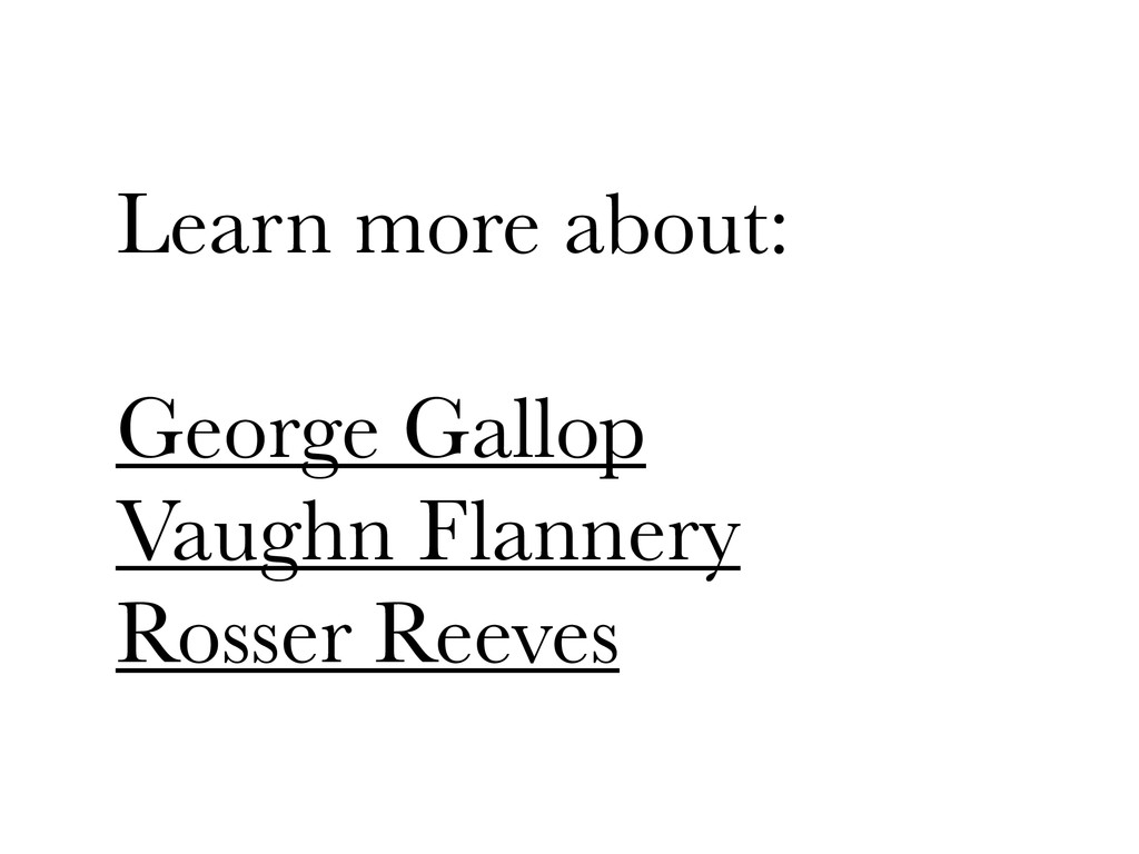 Learn more about: George Gallop Vaughn Flannery...