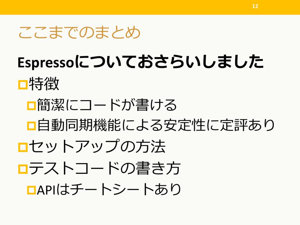 Espresso   p(* p+, ' p...