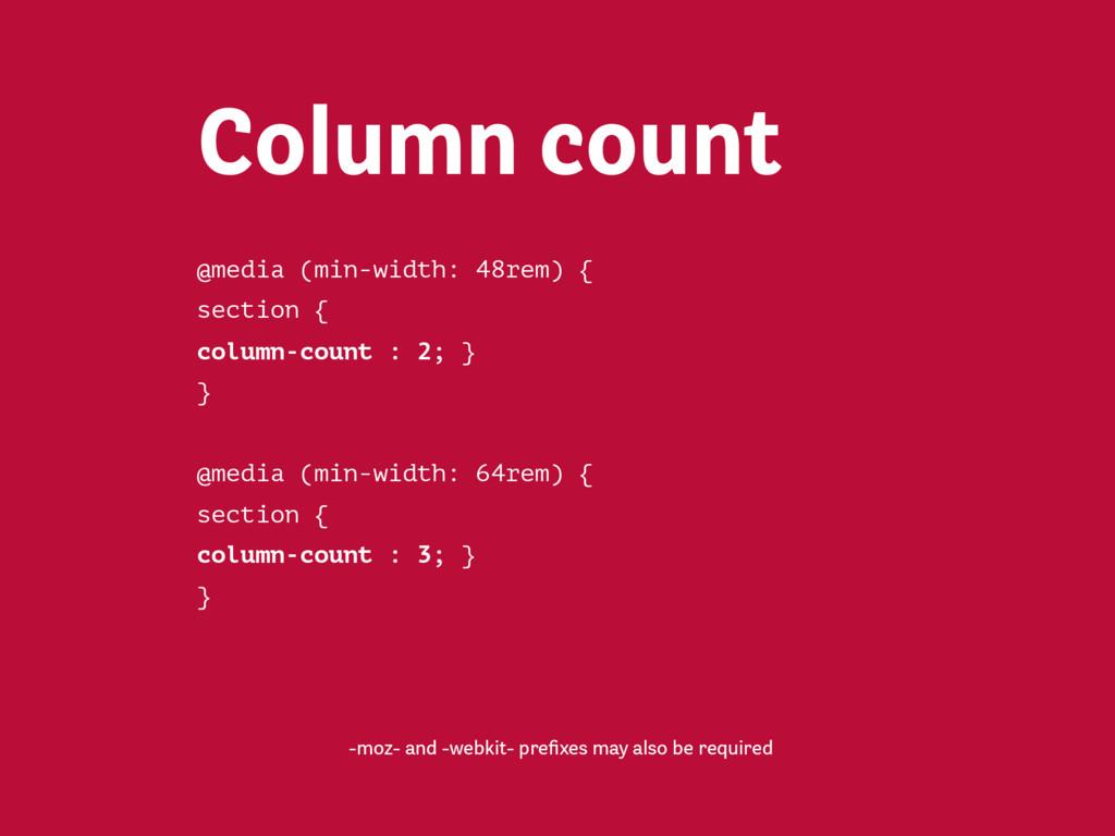"Presentational HTML <div class=""col""> <p>Johann..."