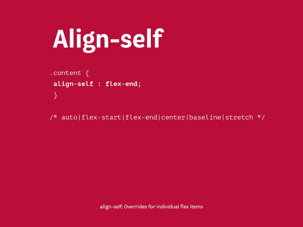 Align-content stretch (default): lines stretch ...