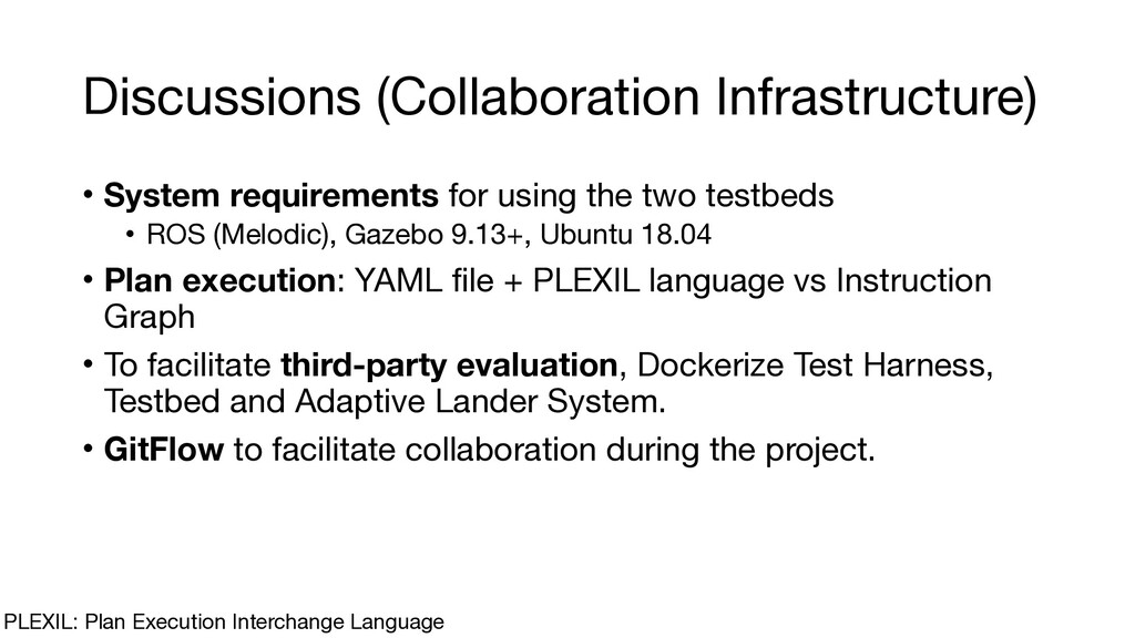 Discussions (Collaboration Infrastructure) • Sy...