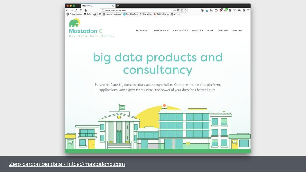 @mrchrisadams Zero carbon big data - https://ma...