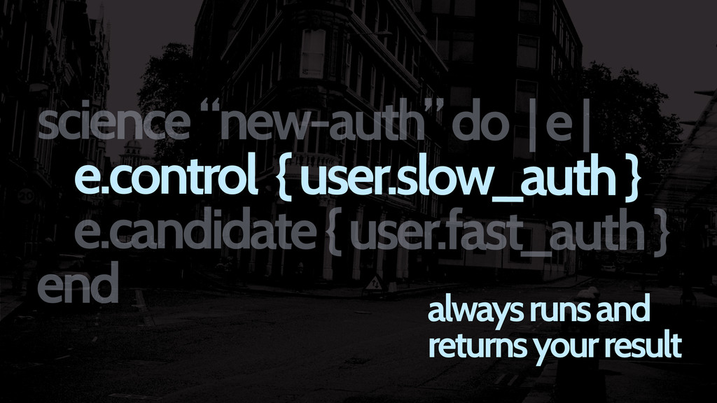 "science ""new-auth"" do 