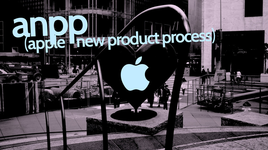  anpp (apple new product process)